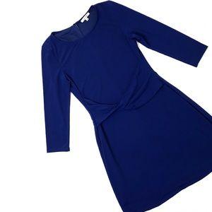41 hawthorn • royal blue dress